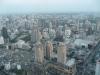 Baiyoke Sky - pohled z vyhlídkové plošiny