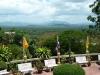 Ban Krut - pohled z  Wat Thang Sai