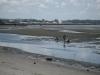 Pobřeží u Ban Phe při odlivu