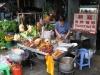 Pouliční restaurace