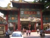 Jeden z mnoha čínských chrámů