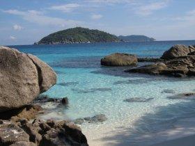 Ostrov Ko Similan Miang