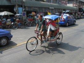 Dožívající rikša