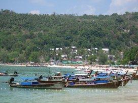 Ko Phi Phi Don - přístav