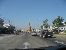 Ayuthaya - město