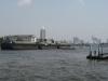 Chao Phraya, vlak nákladních člunů