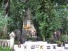 Chrámeček na vrcholu Doi Inthanon