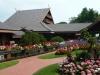 Palác královny matky u Doi Tung