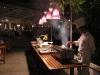 Hua Hin - večeře v Sofitelu