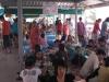 Víkendový oběd na plovoucím trhu