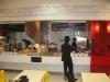 Foodcourt v obchodním domě