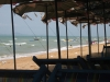 Jomtien - posezení na pláži