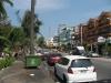 Jomtien - pobřežní ulice