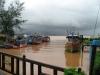 Ko Chang - moře po bouři