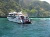 Ko Phi Phi Leh - šnorchlařský výlet