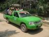 Předražené hromadné taxi nahrazuje na Ko Samet veřejnou dopravu