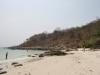 Jedna z odlehlých pláží ostrova Ko Samet