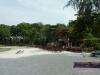 Thajská masáž přímo na pláži (Ko Samet)
