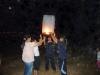 Loi Krathong - na severu se pouští lampiony