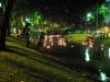 Loi Krathong - Lumpini park, Bangkok