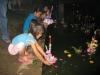 Loi Krathong - nejvíce se těší děti