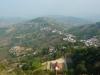 Mae Salong - pohled z vrcholu Doi Mae Salong