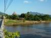 Mae Sariang přes řeku Yuam