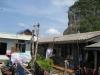 Typické obydlí na ostrově Ko Paniy