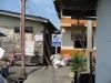 Evakuační cesta pro případ tsunami (ostrov Ko Paniy)