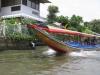 Bangkok, Projížďka po kanálech