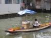 Bangkokské kanály, jídlo pro místní
