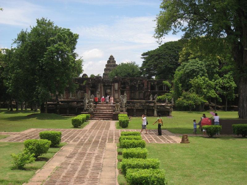 Prasat Hin Phimai  Thajsko jako na dlani