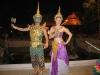 Siam Niramit - Focení po představení