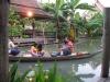 Siam Niramit - Projížďka po kanálech