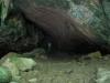 Tham Thon Lot, cesta jeskyní