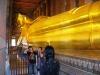 Přes 40 m dlouhý ležící Buddha, Wat Pho