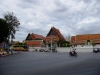 Wat Pho z ulice