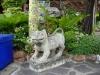 Kočka nebo lev ? (Wat Pho)