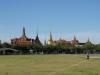 Wat Phra Kaeo ze Sanam Luang