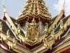 Posvátný Garuda, symbol thajského státu