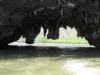 Bizarní skalní útvary v zálivu Phang Nga