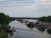 Plovoucí vesnice, záliv Phang Nga